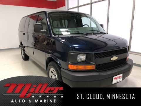 Pre-Owned 2010 Chevrolet Express 1500 LS