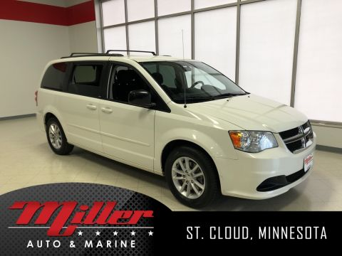Pre-Owned 2013 Dodge Grand Caravan SXT
