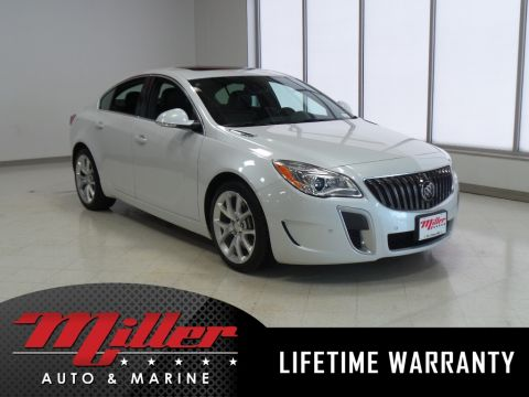 Pre-Owned 2017 Buick Regal GS Lifetime Warranty AWD
