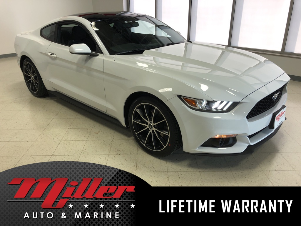 2016 Ford Mustang - Lifetime Warranty