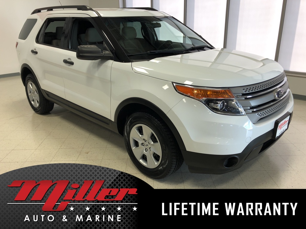 2014 Ford Explorer - Lifetime Warranty