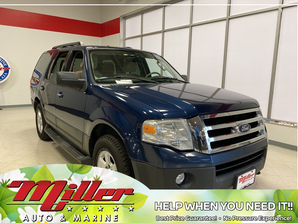 Pre-Owned 2013 Ford Expedition XL