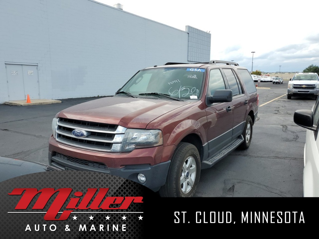 Pre-Owned 2016 Ford Expedition XL