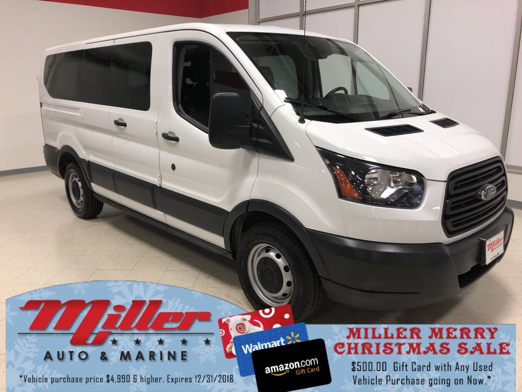 Pre owned 2016 ford transit 150