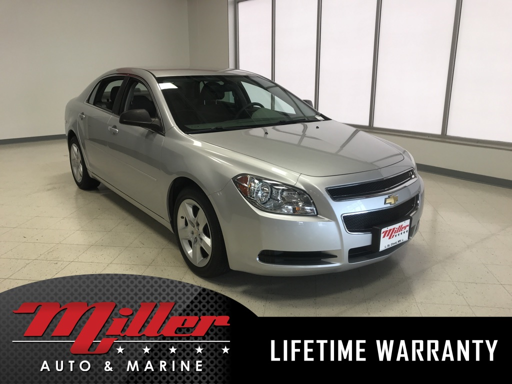 2012 Chevrolet Malibu LS - Lifetime Warranty
