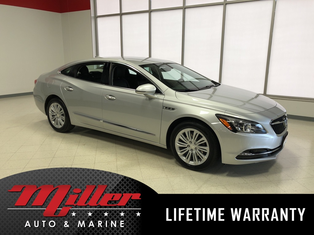 2018 Buick LaCrosse Essence - Lifetime Warranty