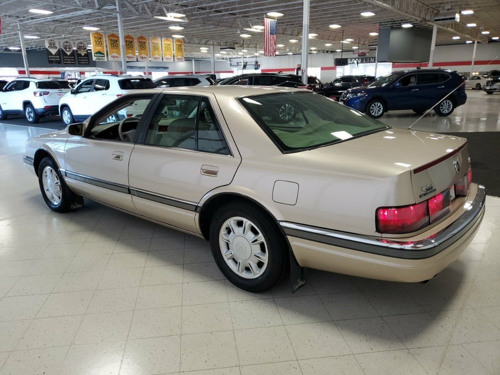 pre owned 1995 cadillac seville sls 4d sedan in st cloud 64670a miller auto plaza miller auto plaza