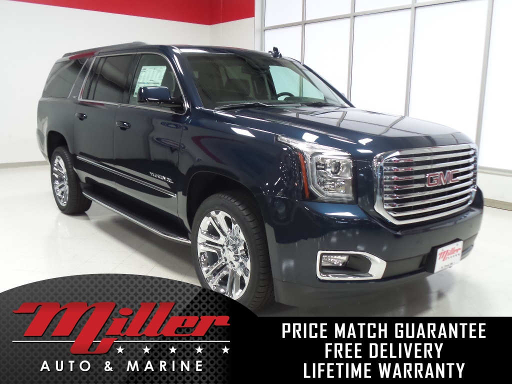 New 2018 Gmc Yukon Xl Slt 4d Sport Utility In St Cloud 30578 Ecore Coil Wiring Gm