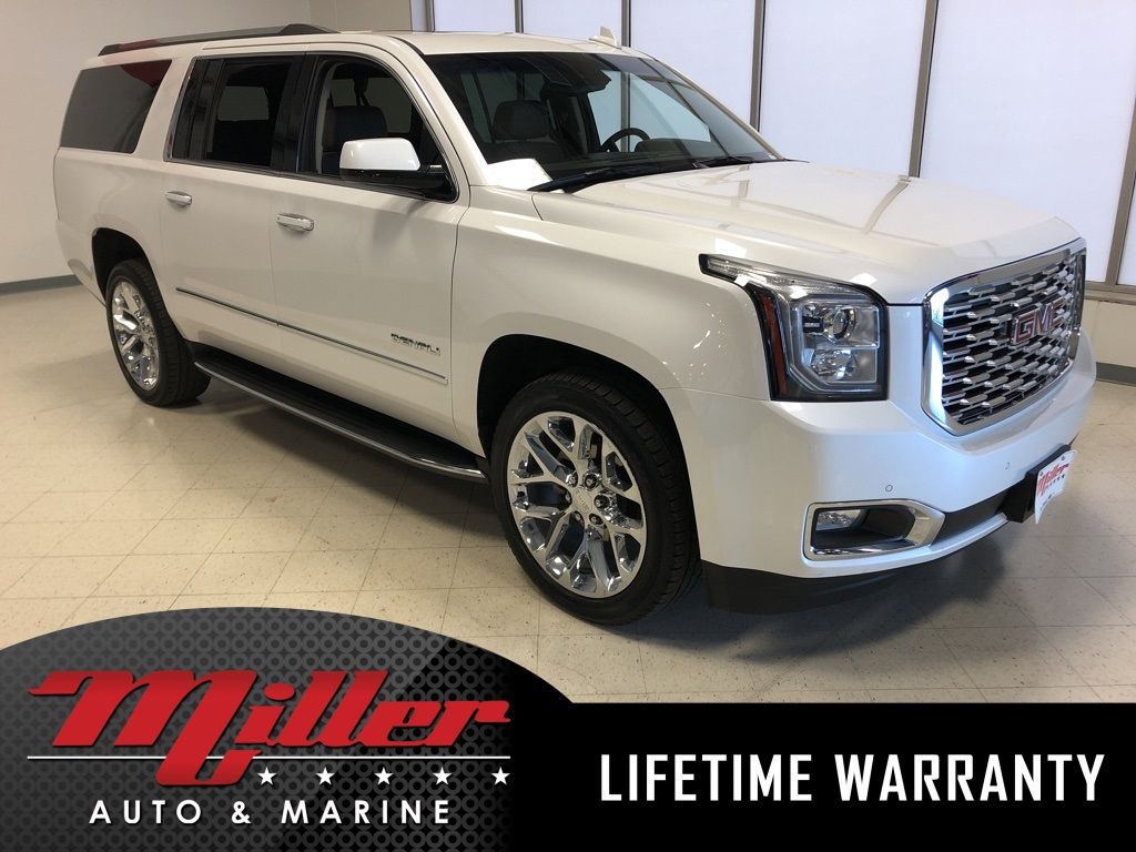 2018 GMC Yukon XL Denali - Lifetime Warranty