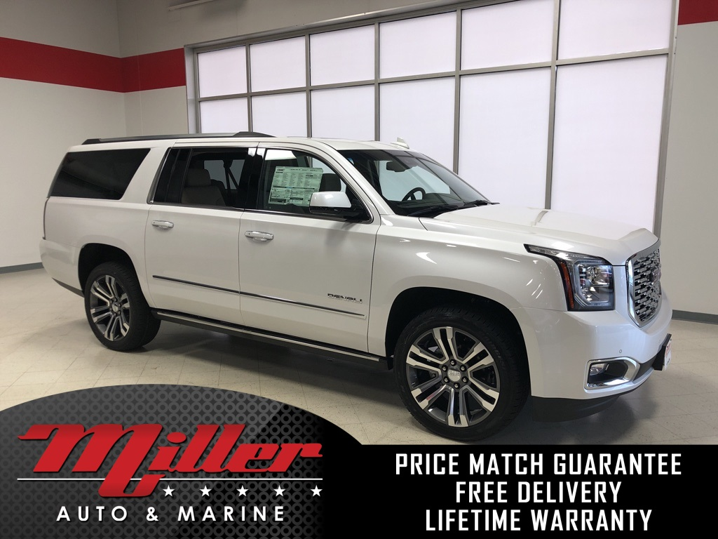 New 2019 Gmc Yukon Xl Denali 4d Sport Utility In St Cloud 31209