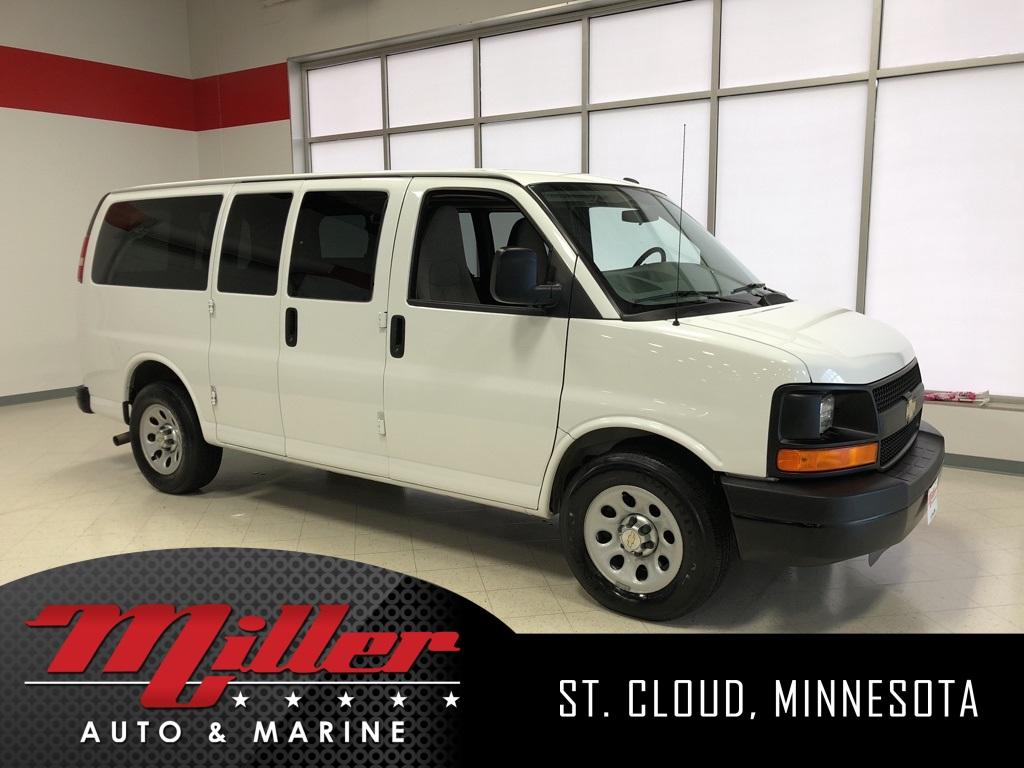 Pre-Owned 2011 Chevrolet Express 1500 LS