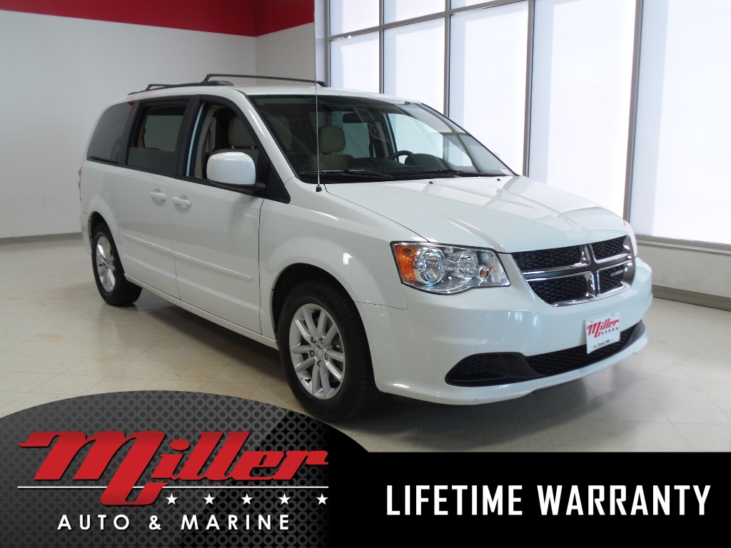 2016 Dodge Grand Caravan SXT - Lifetime Warranty