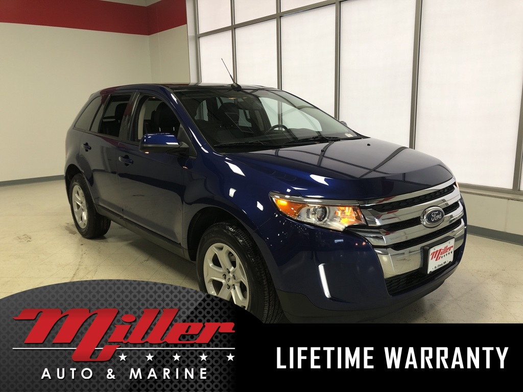 2013 Ford Edge SEL - Lifetime Warranty