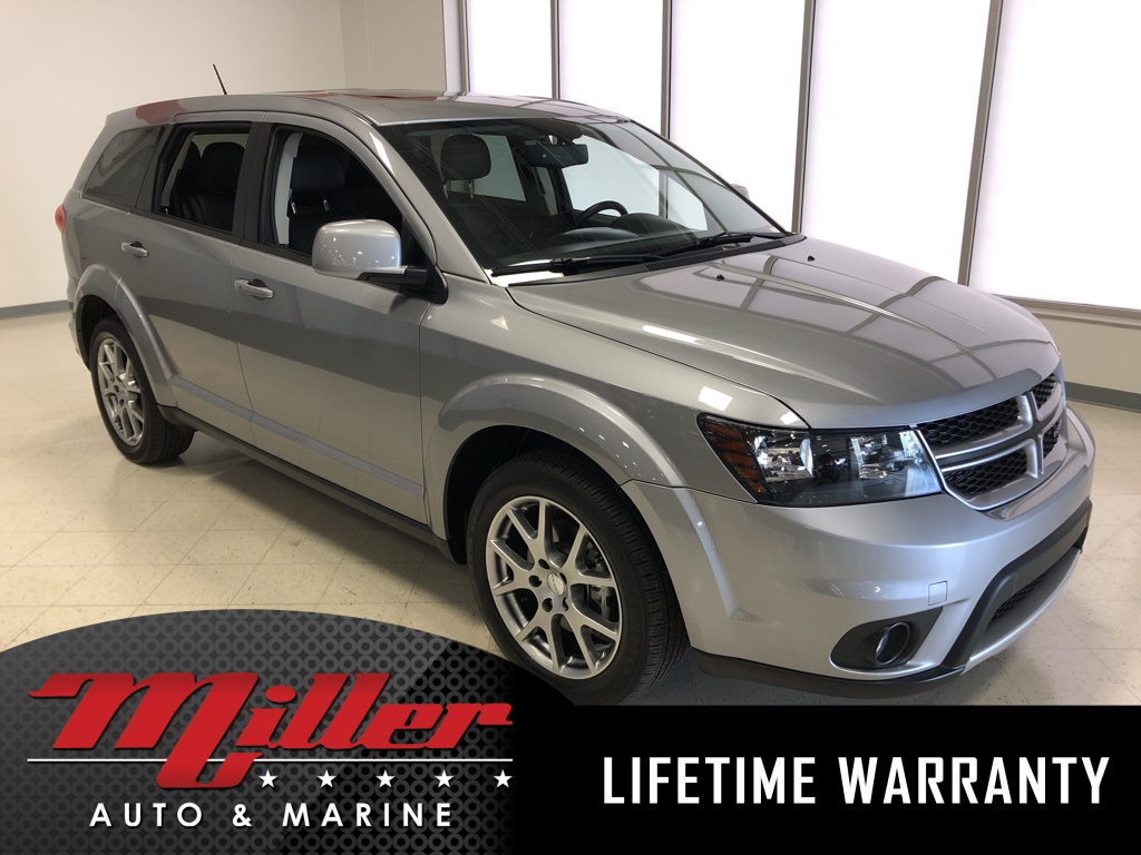 2016 Dodge Journey R/T - Lifetime Warranty