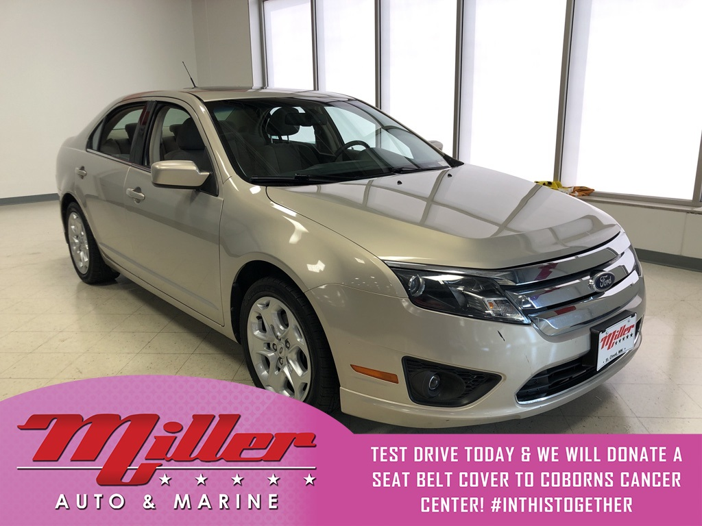 Pre-Owned 2010 Ford Fusion SE