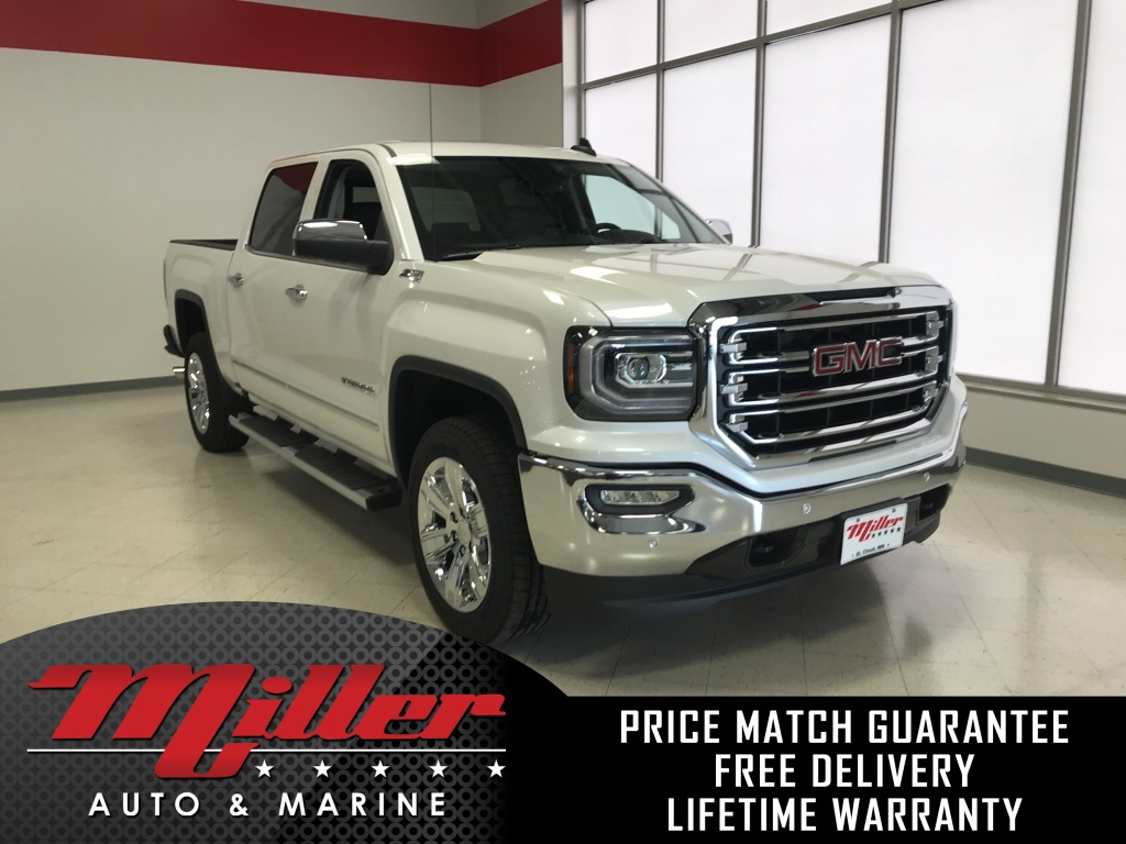 New 2018 Gmc Sierra 1500 Slt 4d Crew Cab In St Cloud 34208 Dual Battery Kit