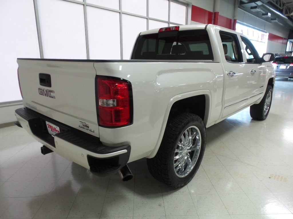 st pre gmc sierra inventory crew cab certified used owned in sle