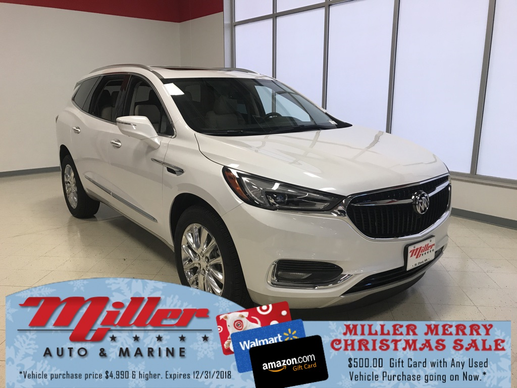 New 2019 Buick Enclave Essence 4d Sport Utility In St Cloud 70159