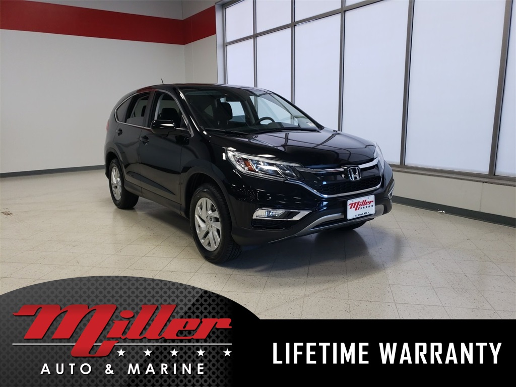 2016 Honda CR-V EX - Lifetime Warranty