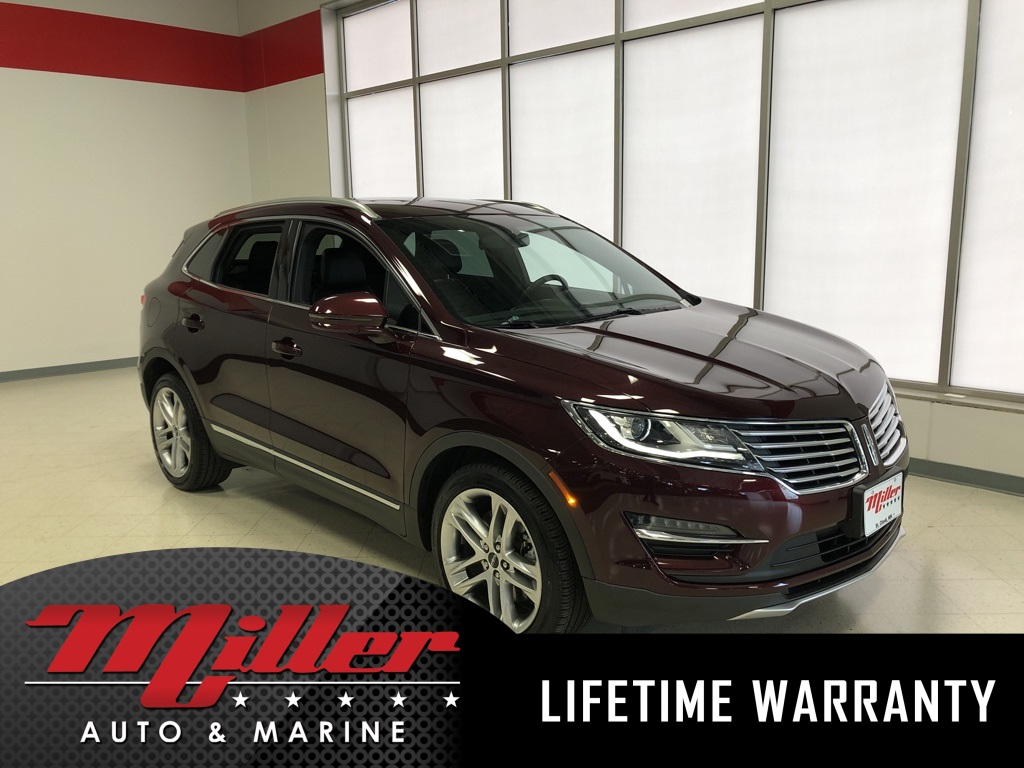 2016 Lincoln MKC Reserve - Lifetime Warranty