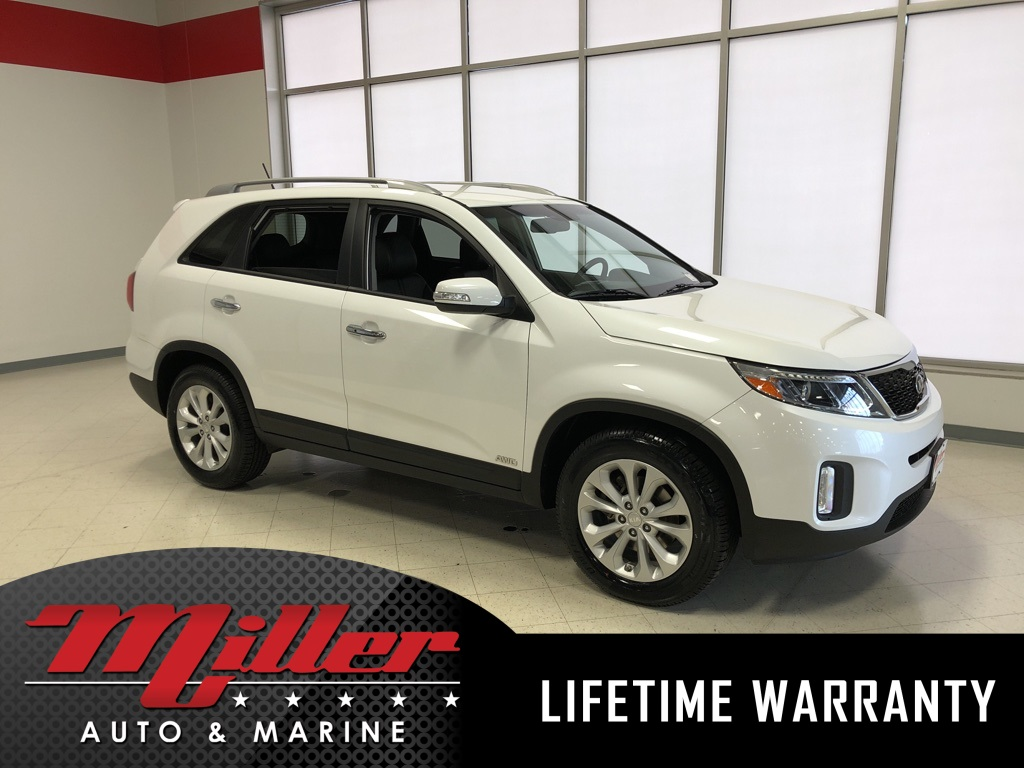 2015 Kia Sorento EX - Lifetime Warranty