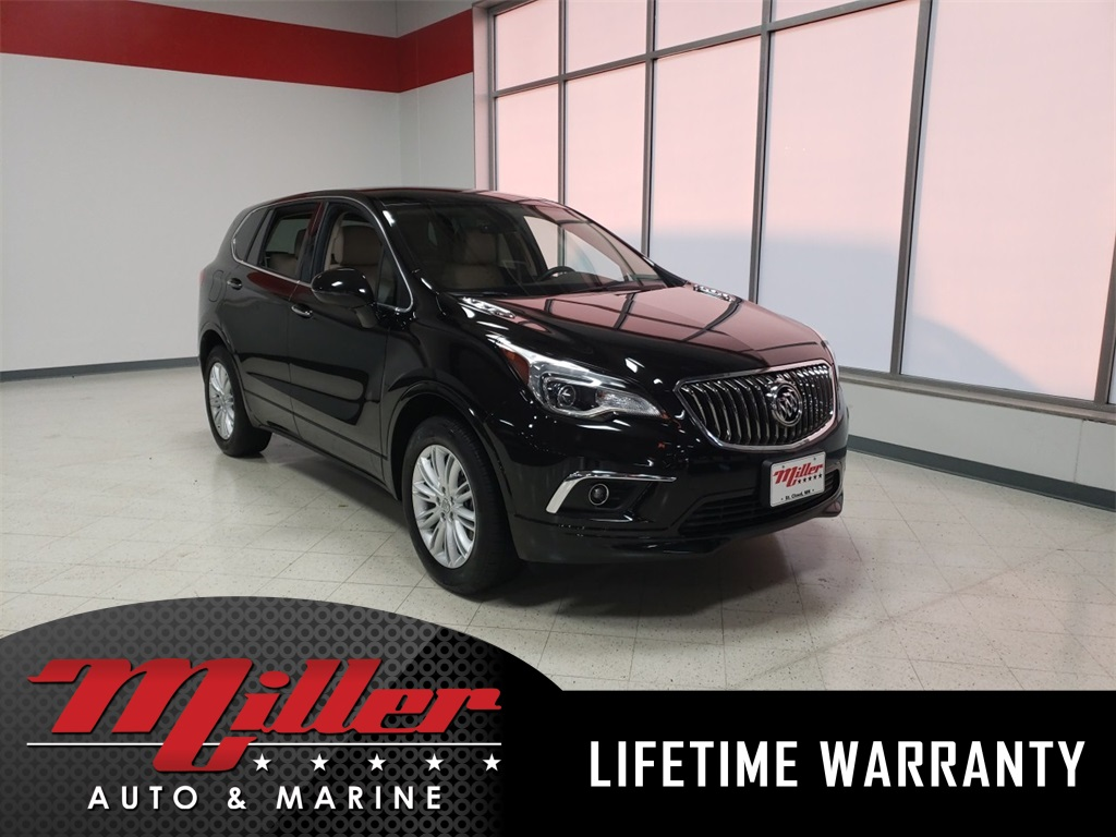 2017 Buick Envision Preferred - Lifetime Warranty