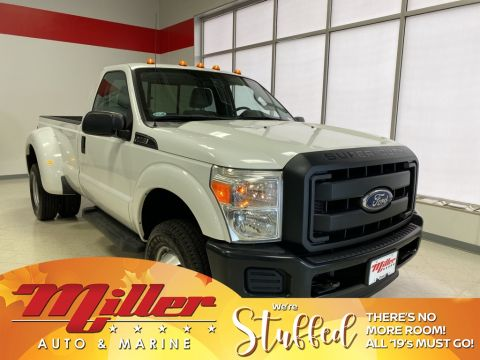 Pre-Owned 2011 Ford F-350SD
