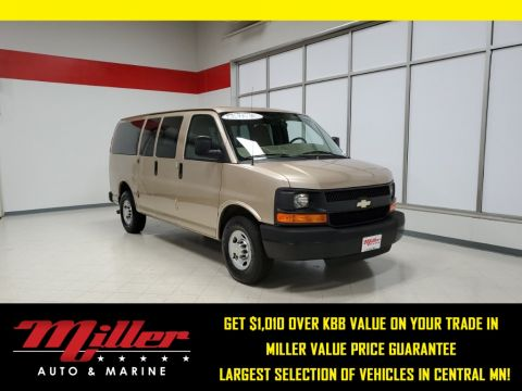 Pre-Owned 2011 Chevrolet Express 2500 LS