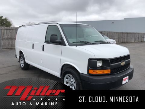 Pre-Owned 2011 Chevrolet Express 1500 Work Van