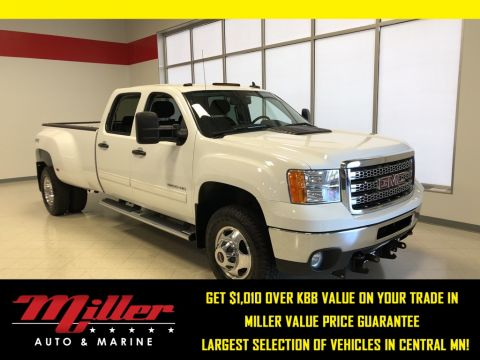 Pre-Owned 2014 GMC Sierra 3500HD SLE