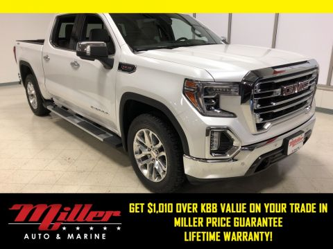 New 2019 GMC Sierra 1500 SLT