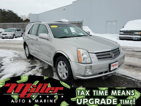 Pre-Owned 2004 Cadillac SRX Base