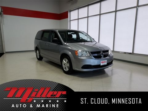 Pre-Owned 2013 Dodge Grand Caravan SE