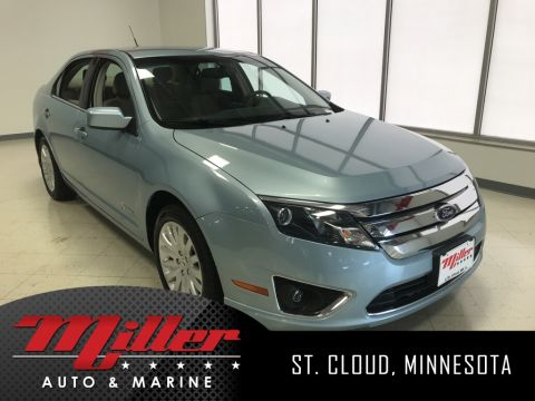 Pre-Owned 2011 Ford Fusion Hybrid Base